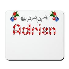 Adrien, Christmas Mousepad