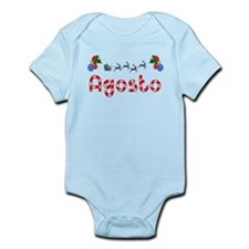 Agosto, Christmas Infant Bodysuit