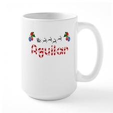 Aguilar, Christmas Mug