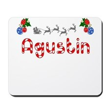 Agustin, Christmas Mousepad