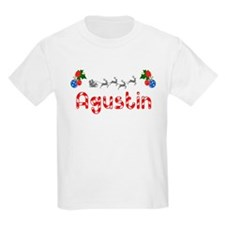 Agustin, Christmas T-Shirt