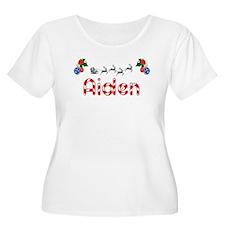 Aiden, Christmas T-Shirt