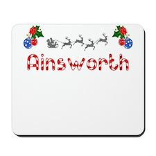 Ainsworth, Christmas Mousepad
