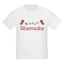 Alameda, Christmas T-Shirt