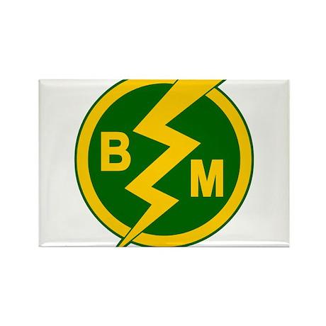 BEST MAN! Rectangle Magnet (10 pack)