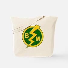 BEST MAN! Tote Bag