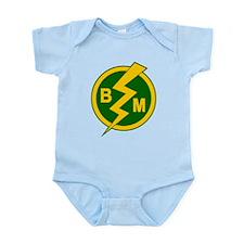 BEST MAN! Infant Bodysuit