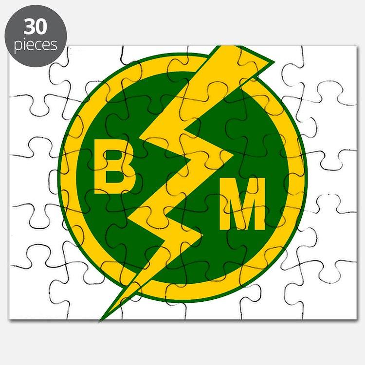 BEST MAN! Puzzle