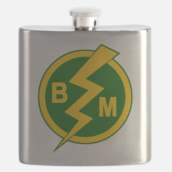 BEST MAN! Flask