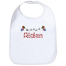 Alden, Christmas Bib