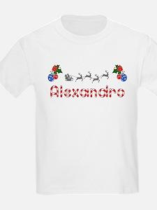Alexandro, Christmas T-Shirt