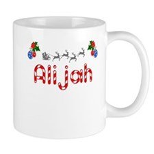 Alijah, Christmas Mug