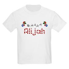 Alijah, Christmas T-Shirt