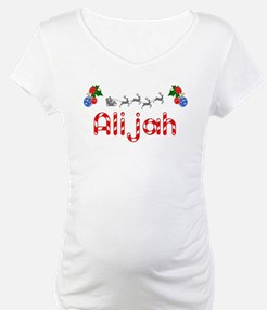 Alijah, Christmas Shirt