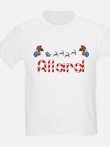 Allard, Christmas T-Shirt