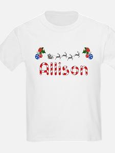 Allison, Christmas T-Shirt