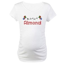 Almond, Christmas Shirt
