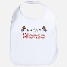 Alonso, Christmas Bib