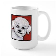 Bichon Frise Poodle Mug