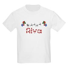 Alva, Christmas T-Shirt