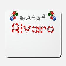 Alvaro, Christmas Mousepad