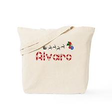 Alvaro, Christmas Tote Bag