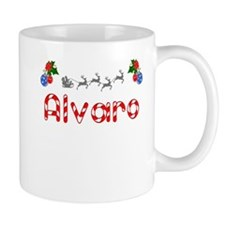 Alvaro, Christmas Mug
