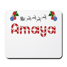 Amaya, Christmas Mousepad