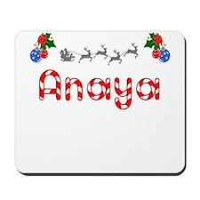 Anaya, Christmas Mousepad