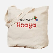 Anaya, Christmas Tote Bag