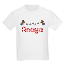 Anaya, Christmas T-Shirt