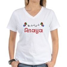Anaya, Christmas Shirt