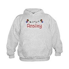 Ansley, Christmas Hoodie