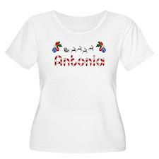 Antonia, Christmas T-Shirt