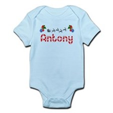 Antony, Christmas Infant Bodysuit