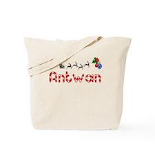 Antwan, Christmas Tote Bag
