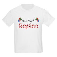 Aquino, Christmas T-Shirt