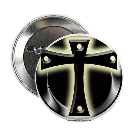 Glowing Cross Button