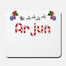 Arjun, Christmas Mousepad