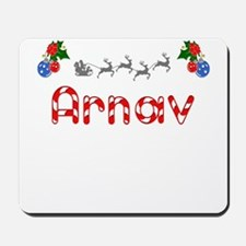 Arnav, Christmas Mousepad