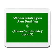 Irisheyescafe.jpg Mousepad