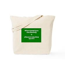 Irisheyescafe.jpg Tote Bag