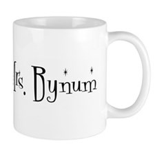 The Future Mrs. Bynum Mug