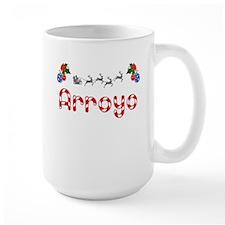 Arroyo, Christmas Mug