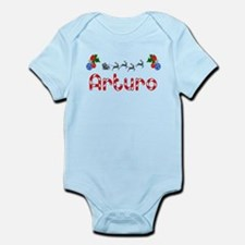 Arturo, Christmas Infant Bodysuit