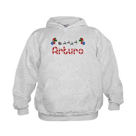 Arturo, Christmas Kids Hoodie