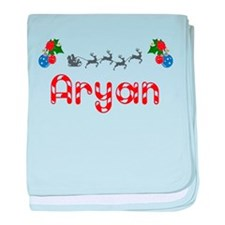 Aryan, Christmas baby blanket