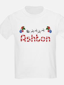Ashton, Christmas T-Shirt