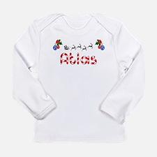 Atlas, Christmas Long Sleeve Infant T-Shirt