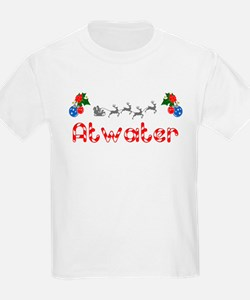 Atwater, Christmas T-Shirt